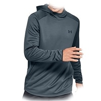 Under Armour Mens MK-1 Warm-Up PO Hoodie - Grey