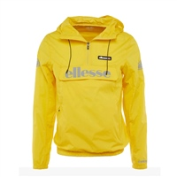 Ellesse Mens Berto O/Head Jacket - Yellow