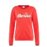 Ellesse Womens Caserta 2 Crew Sweat - Pink