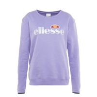 Ellesse Womens Caserta 2 Crew Sweat - Purple