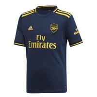 Adidas Arsenal FC 3rd Jersey 19/20 - Navy/Yellow