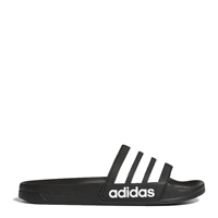Adidas Adilette Shower Sliders - Black/White