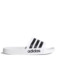 Adidas Adilette Shower Sliders - White/Black
