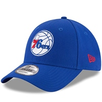 New Era 9FORTY Philadelphia 76ers - Blue