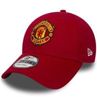 New Era Manchester United Cap - Red
