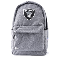 New Era Oakland Raiders Backpack - Grey