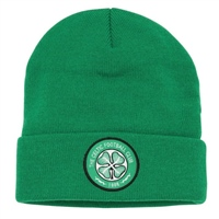 Official Merchandise Celtic FC Beanie - Kids - Green