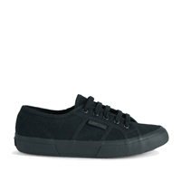 Superga COTU Classic Canvas Unisex Shoe - Black