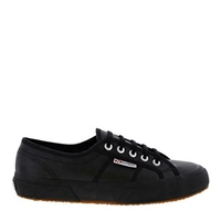 Superga Unisex Shoe - Black