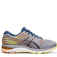 Asics Mens Gel Cumulus 21 - Grey/Navy
