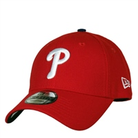 New Era 9FORTY Philadelphia Phillies Cap - Red