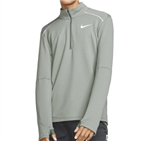 Nike Mens Element Half Zip Top - Green