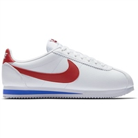 Nike Mens Classic Cortez Leather - White/Red