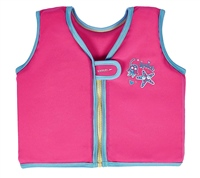 Speedo Sea Squad Swim Vest - Pink