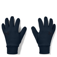 Under Armour Mens Armour Liner 2.0 Gloves - Navy