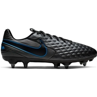 Nike Tiempo Legend 8 Academy SG Boot - Black/Blue