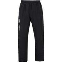 Canterbury Mens Open Hem Stadium Pant - Black