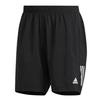 Adidas Mens Own The Run 5in Shorts - Black
