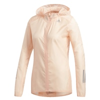 Adidas Womens Own The Run Jacket - Pink
