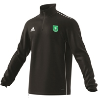 Fenit Samphires Core18 Training Top - Youth - Black/White