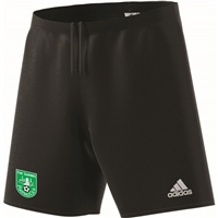 Fenit Samphires Parma 16 Short - Adult & Youth - Black/White