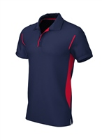 Chadwick PREMIUM POLO - NAVY/RED