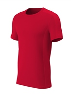 Chadwick TECH TEE CREW NECK - RED