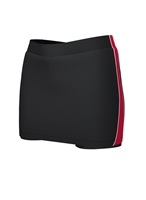 Chadwick IGEN SKORT - BLACK/RED - (MIN. QTY 6)