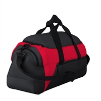 Chadwick MATCHDAY HOLDALL BAG - BLACK/RED