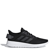 Adidas Womens Yatra Trainers - Black/Grey/White
