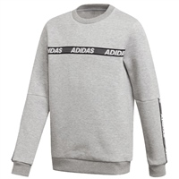 Adidas Boys SID BR Crew Sweat - Grey