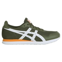 Asics Mens Tiger Runner - Green
