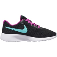 Nike Kids Tanjun (GS) - Black/Green/Purple
