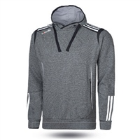 ONeills Solar Fleece Overhead Hoodie - Adult - Marl Grey/Black/White
