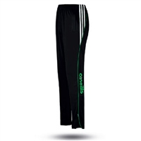 ONeills Solar Brushed Skinny Pants - Black/White/Emerald