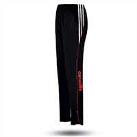 ONeills Solar Brushed Skinny Pants - Black/White/Red