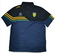 ONeills Donegal Nevis Polo - Mel.Marine/Amb/Emerald