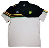ONeills Donegal Nevis Polo - Mel.White/Marine/Amb/Emer