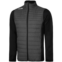 ONeills Charley Padded Jacket - Marl Black