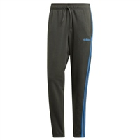 Adidas Mens Ess 3S Track Pants - Grey/Sky