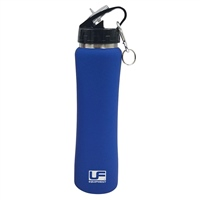 UFE Urban Fitness Cool Insulated Stainless Steel Water Bottle - Blue