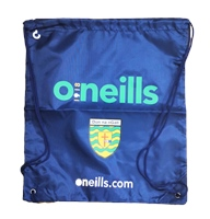 ONeills Donegal GAA Gym Bag - Navy/Amber/Emerald