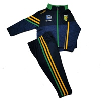 ONeills Donegal Nevis Infant Tracksuit - Mel.Marine/Amb/Emerald
