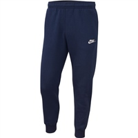 Nike Mens Sportswear Fleece Joggers - Navy