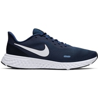 Nike Mens Revolution 5 - Navy/White