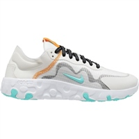 Nike Womens Renew Lucent - Cream/Grey/Orange