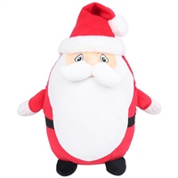 Mumbles Personalised Santa - Red