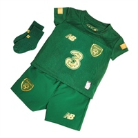 New Balance Ireland FAI Baby Home Kit 19/20 - Green