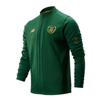 New Balance Ireland FAI Game Jacket 19/20 - Green