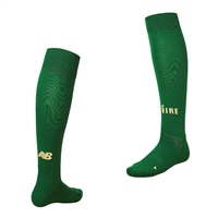 New Balance Ireland FAI Home Sock 19/20 - Green